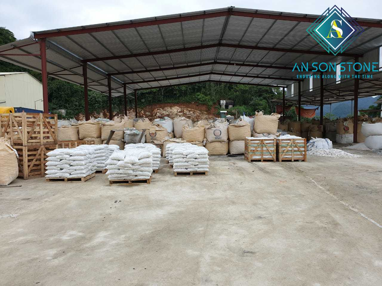 Gravel/Pebble Factory